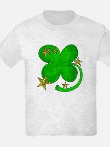 Shamrock & Stars T-Shirt