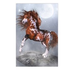 Native Horse Postcards (Package of 8)