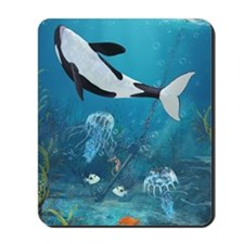 Orca II Mousepad