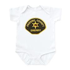 Fresno County Sheriff Infant Bodysuit