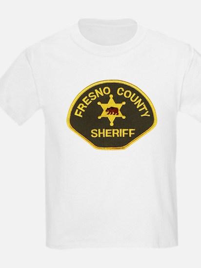 Fresno County Sheriff T-Shirt