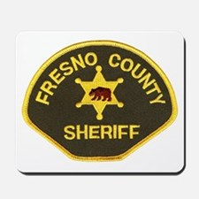 Fresno County Sheriff Mousepad