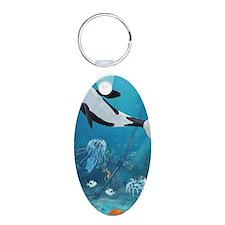 Orca II Keychains