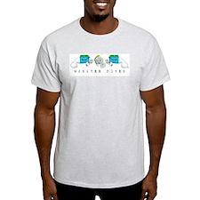 Manatee Diver T-Shirt