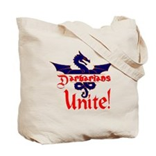 One Darby One World! Tote Bag