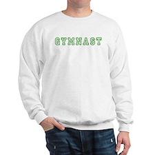 Green Gymnast Sweatshirt