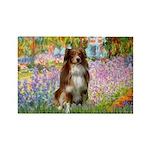 Garden-Aussie (#4) Rectangle Magnet (10 pack)