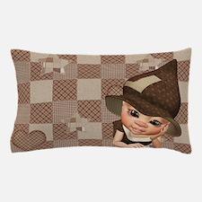 Patchwork Pixie Pillow Case