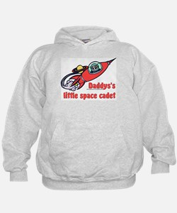Daddy's Little Space Cadet Hoodie