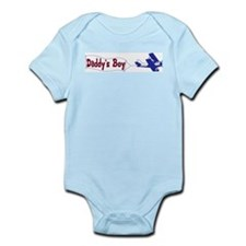 Daddy's Boy (airplane) Infant Bodysuit