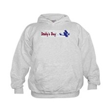 Daddy's Boy (airplane) Hoodie