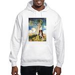 Umbrella-Aussie Shep Hooded Sweatshirt