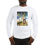 Umbrella-Aussie Shep Long Sleeve T-Shirt