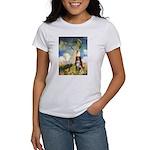Umbrella-Aussie Shep Women's T-Shirt