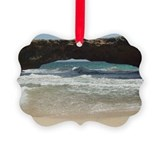 Aruba Picture Frame Ornaments