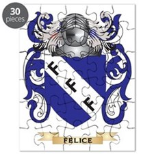 Felice Coat of Arms Puzzle