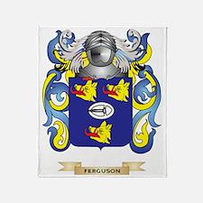 Ferguson Coat of Arms Throw Blanket
