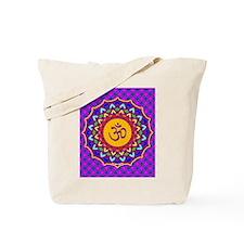 7th Chakra Tote Bag