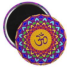7th Chakra Magnet