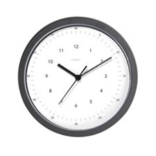 Unique Simple Wall Clock