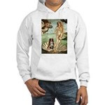 Venus-AussieShep#4 Hooded Sweatshirt