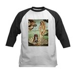 Venus-AussieShep#4 Kids Baseball Jersey
