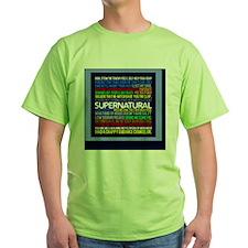 supernaturalcurtain T-Shirt