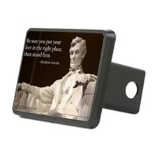Lincoln - Stand Firm Hitch Cover