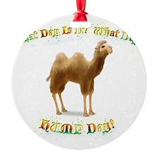 Hump Day Ornament