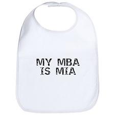 My MBA Is MIA Bib