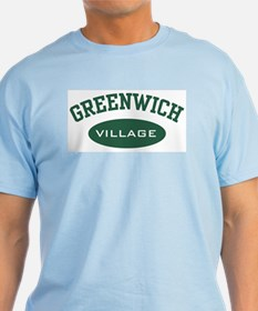 Greenwich Village T-Shirt