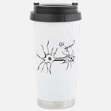 Oh Synapse! Stainless Steel Travel Mug
