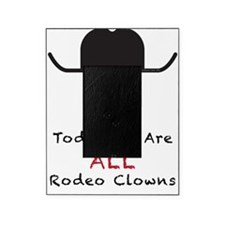 Rodeo Clown Picture Frame