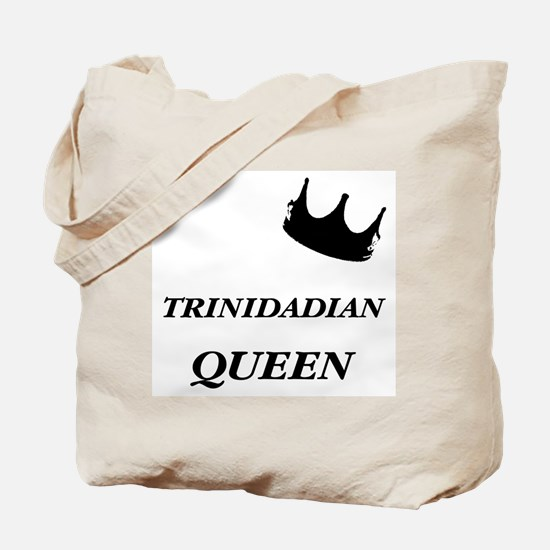 Trinidadian Queen Tote Bag