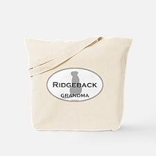 Ridgeback Grandma Tote Bag