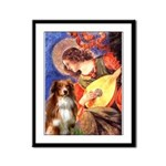 Angel3 - Aussie Shep #4 Framed Panel Print