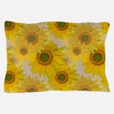 Sunflowers Pillow Case