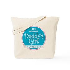 100% Genuine Daddy's Girl Forever Tote Bag