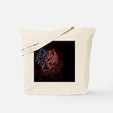 americanwolflptp Tote Bag