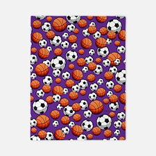 Soccer & Basketball Twin Duvet