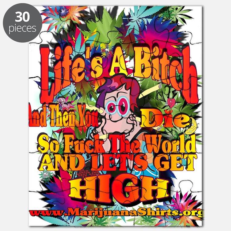 Lifes A Bitch Puzzle