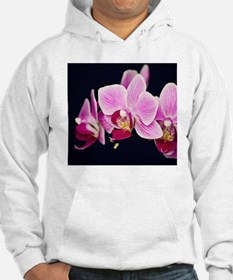 Pink Orchids Hoodie