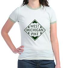 Vintage West Michigan Pike Hera T