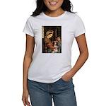 Madonna-Aussie Shep #4 Women's T-Shirt