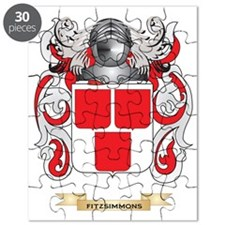 Fitzsimmons Coat of Arms Puzzle