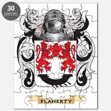 Flaherty Coat of Arms Puzzle