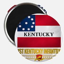 1st Kentucky Infantry Magnet