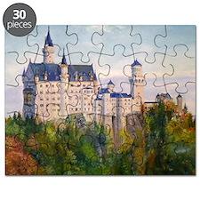 neuschwanstein square Puzzle