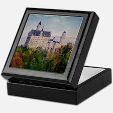 Neuschwanstein Keepsake Box