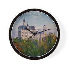 Neuschwanstein Wall Clock